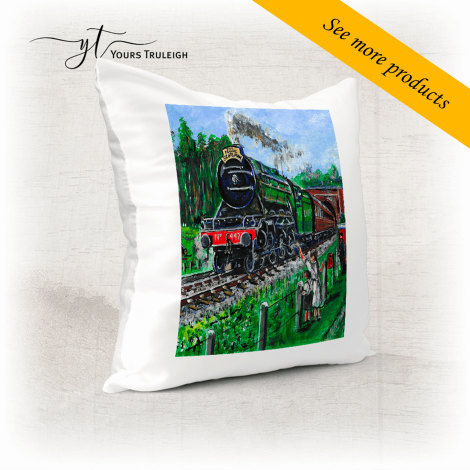 The Flying Scotsman - Large Range of Giftware available.