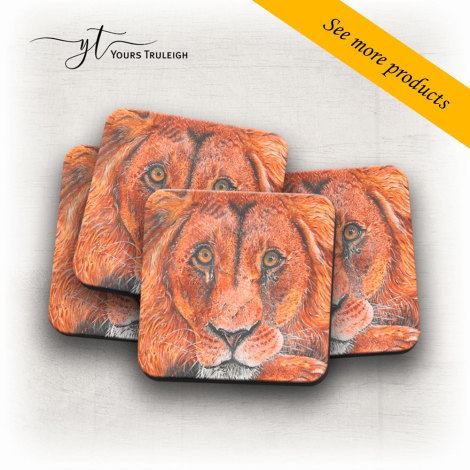 Lion - Large Range of Giftware available.