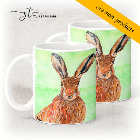 Hare - Large Range of Giftware available.