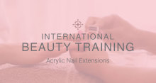 Acrylic Nail Extensions - Online Course
