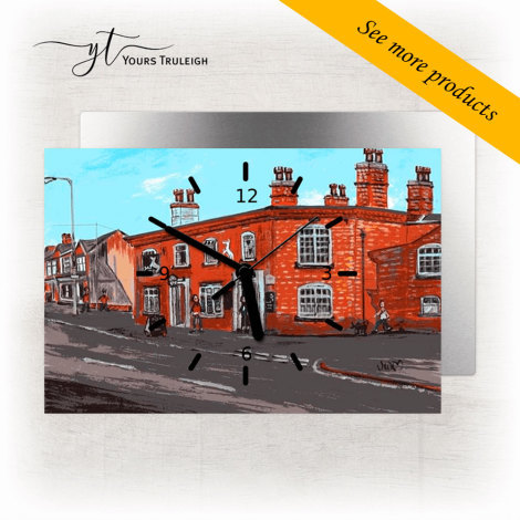 The White Horse, Irlam - Large Range of Giftware available.