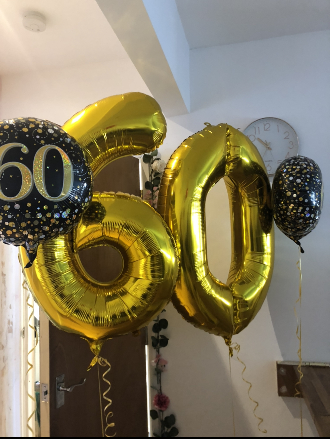 Large Number Balloons