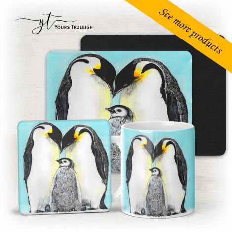 Penguins - Large Range of Giftware available.