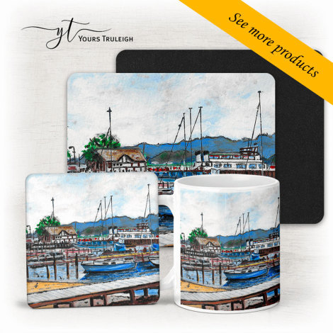 Bowness on Windermere - Large Range of Giftware available.