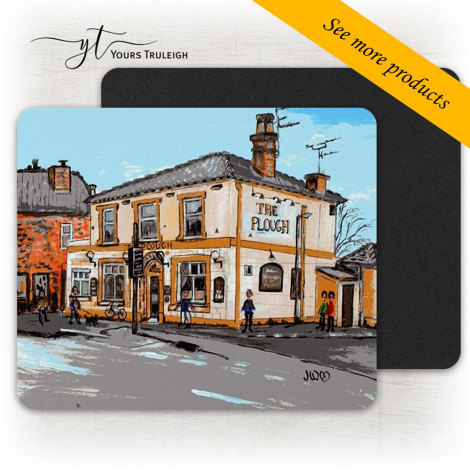 The Plough, Cadishead - Large Range of Giftware available