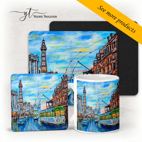 Blackpool - Large Range of Giftware available.