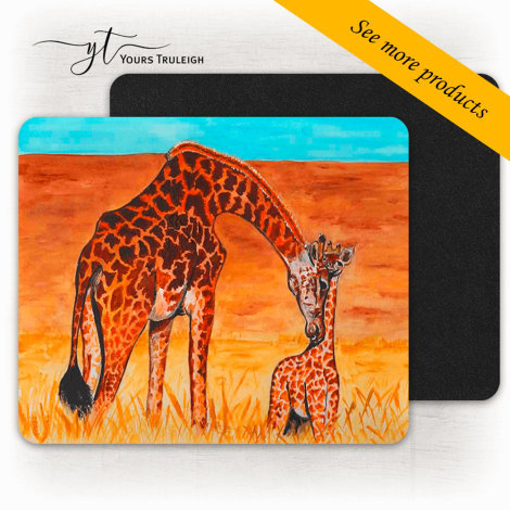 Giraffe - Large Range of Giftware available.