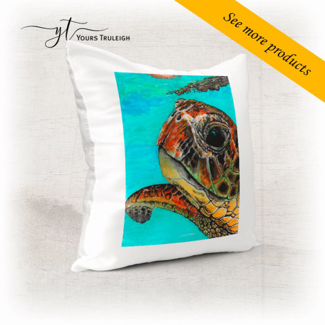 Sea Turtle - Large Range of Giftware available.