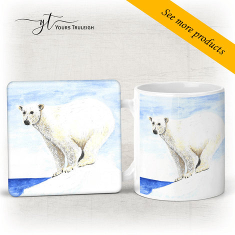 Polar Bear - Large Range of Giftware available.