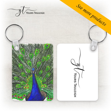 Peacock - Large Range of Giftware available.