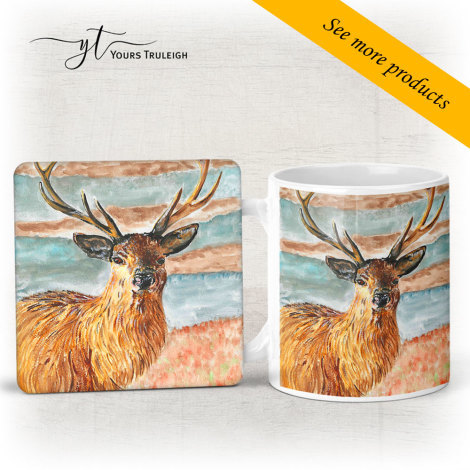Stag - Large Range of Giftware available.
